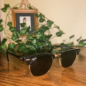 Ray Ban Sunglasses Clubmaster Classic